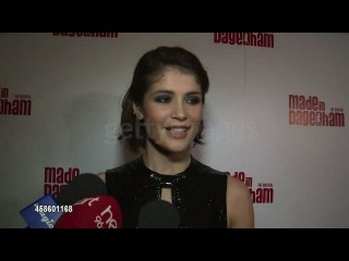 Gemma Arterton on the show, rehearsals, the cast and the story at Made In Dagenham press night on 5th November 2014 in London