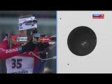 Биатлон. Кубок Мира 2014-15. 5-й этап. Рупольдинг (Германия). Женщины. Спринт 7.5 км (16.01.2015)