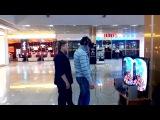 Одна из лучших реакций на очки Oculus rift))