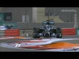 Формула-1 (Гран-при Абу-Даби 2014): Лучшие моменты