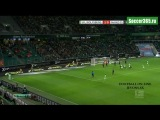 Видео обзор матча Вольфсбург - Майнц (3-0)